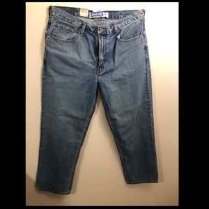 Men's denizen jeans